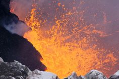 Why do Rocks Melt on Earth, Anyway?