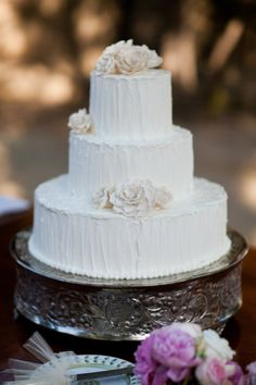 Cake by Christine Dahl Pastries.