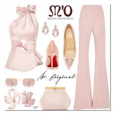 M'oda 'Operandi by nuria-pellisa-salvado on Polyvore featuring moda, Hueb and Elegance