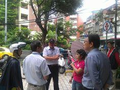 > 寫道: 103.5.20am10會勘華江八號公園電線雜亂影響市容 結論:請萬華區公所依權責清除
