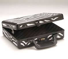 Zebra Print Pistol Carry Case, $44.99