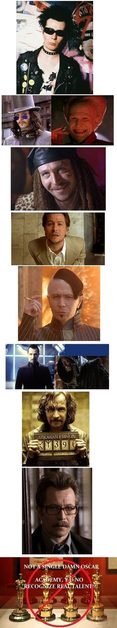 Gary Oldman  - funny pictures #funnypictures