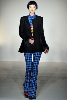 House of Holland Fall 2012 Ready-to-Wear.