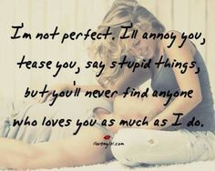 I Love You so Much Quotes for Him . 33 I Love You so Much Quotes for Him . Funny Short Love Quotes for Him – Warsawspeaksmobile Love Quotes For Her, Love Yourself Quotes, Not Perfect Quotes, Army Love Quotes, You Are My Everything Quotes, Love Sayings, Romantic Love, Romantic Quotes, The Words