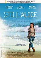 Official theatrical movie poster ( of for Still Alice Starring Julianne Moore, Alec Baldwin, Kristen Stewart, Kate Bosworth Hunter Parrish, Alec Baldwin, Alice Movie, Movie Tv, Julianne Moore, Streaming Hd, Streaming Movies, Movies To Watch, Good Movies