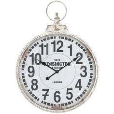 Kensington Wall Clock........lovely.......