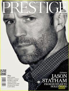 Celeb Diary: Jason Statham in Prestige Hong Kong (noiembrie 2013)
