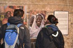 Photo exhibition by Tamat -   La mostra fotografica di Tamat