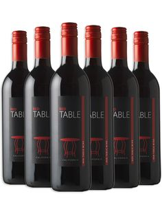 Table Red Wine Half-Case - WineShop At Home  One of my favorite wines!