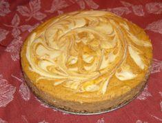 Sugar Free Pumpkin Swirl Cheesecake Recipe via Healthy Sweet Treats, Healthy Food, Healthy Eating, Cheesecake Calories, Cheesecake Recipes, Wheat Free Recipes, Sugar Free Recipes, Hcg Recipes, Diabetic Recipes