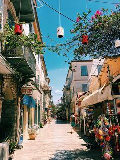 Nafplio, Greece Bali Travel, Greece Travel, Hawaii Travel, Greece Trip, Travel Around The World, Around The Worlds, Greece Holiday, Greece Islands, Croatia Travel