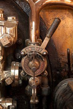Steam punk& stock 13 by Random-Acts-Stock steampunkbathroom Steampunk Design, Steampunk Diy, Victorian Steampunk, Urban Industrial, Vintage Industrial, Industrial Style, Locomotive, National Railway Museum, Old Trains