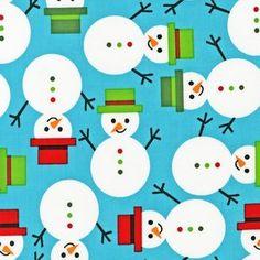Ann Kelle - Jingle - Snowmen in Winter