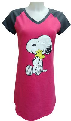 Peanuts Little Girls Peanuts Long Sleeve Jersey Dorm