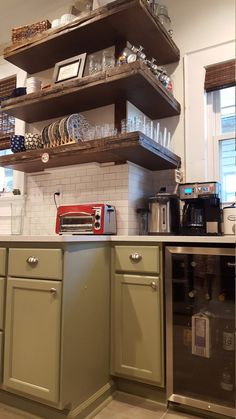 Alternative kitchen storage