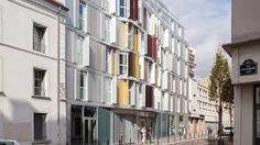 paris new residential building - Google Search New Paris, Google Search, Building, Buildings, Construction, Architectural Engineering