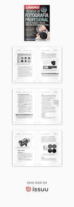 Técnicas de Fotografía Profesional Este libro está dirigido a fotógrafos amateurs, aficionados y a todos aquellos que quieran perfeccionarse en la fotografía digital. A través de los trucos, secretos y consejos del autor, aprenderá el modo de trabajo que aplican los profesionales.