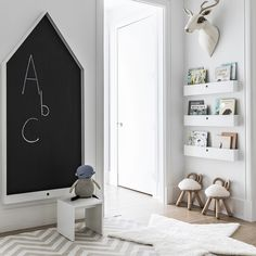 The Tried And True Method For Chalkboard Wall Playroom In Step By Step Detail 105