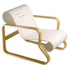 Alvar Aalto again. Alvar Aalto, 1930s Decor, Modern Architecture Design, Eero Saarinen, Interior Decorating, Interior Design, Helsinki, Scandinavian Design, Chair Design
