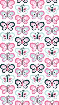 Wallpaper Iphone Pink Love Phone Cases New Ideas Pink Wallpaper Iphone, Pink Iphone, Butterfly Wallpaper, Cellphone Wallpaper, Wallpaper Backgrounds, Pink Phone Cases, Printable Paper, Pattern Paper, Pattern Wallpaper