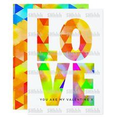 SECRET VALENTINE Surprise Love Note For Special 1 Card