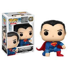 DC Comics - Justice League Movie - Superman Landing Pop! Vinyl Figure - ZiNG Pop Culture