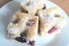 Bublanina s třešněmi | recept