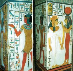 The Tomb of Nefertari | weepingredorger