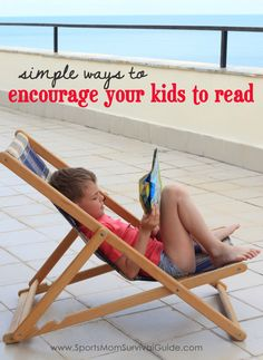 Would you love to see your kids read more? The benefits are phenomenal! Try these simple ways to motivate your kids to read.