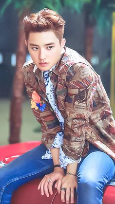 D.O EXO....Why??...Why are you so beautiful??