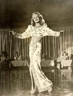 Rita Hayworth - Gilda, 1946.