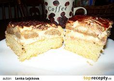 Nebeské potěšení recept - TopRecepty.cz Tiramisu, Cheesecake, Ethnic Recipes, Food, Cheesecakes, Essen, Meals, Tiramisu Cake, Yemek