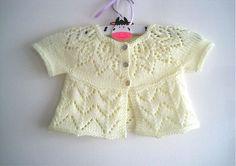 Ravelry: Polly Cardi pattern by Suzie Sparkles