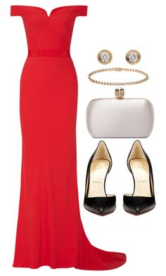 """""""Sin título #11828"""" by vany-alvarado ❤ liked on Polyvore featuring Alexander McQueen, Christian Louboutin and Cartier"""