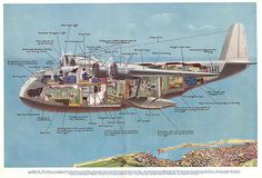 1936 ... Short 'Empire' flying boat by x-ray delta one, via Flickr