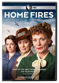 Masterpiece: Home Fires - Season 2.