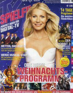 Die neue TV SPIELFILM am 8. Dezember 2014
