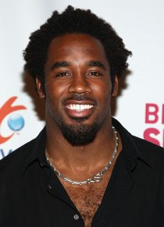mmmmmm Dhani Jones   -   well travelled, as interested in life and the world as he is interesting and all the way LIVE!    Hes the only chocolate on my board :-) So very handsome, and dont even get me started on that body!!! Hubba Hubba
