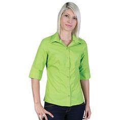 Show details for Ladies Icon Woven Shirt Shirt Blouses, Shirts, Shirt Store, Button Down Shirt, Men Casual, Lady, Mens Tops, Women, Fashion