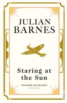Julian Barnes. Design: Suzanne Dean