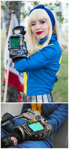 Massive cosplay collection - Album on Imgur Fallout Costume, Fallout Cosplay, Epic Cosplay, Amazing Cosplay, Cosplay Girls, Cosplay Costumes, Bioshock Cosplay, Anime Cosplay, Fallout Art