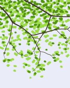 Leafy Tree - Jorey Hurley