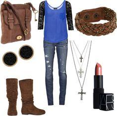 """Dress like.... Tori Vega"" by lissunicorn ❤ liked on Polyvore"