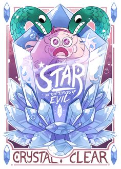 """arythusa: """"There's a new episode of Star vs. the Forces of Evil tomorrow, boarded by me and Amelia! """""""