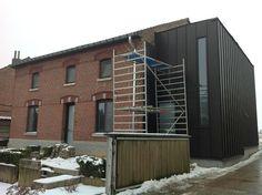 Verbouwing S - F | Architectenbureau Houtmeyers