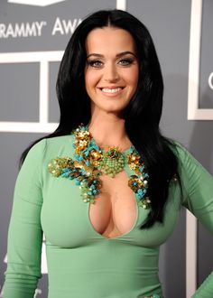 Katy Perry proves less is more