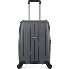 Antler Lightning 4 Wheel Carry on Suitcase Charcoal | Buy Carry On Suitcases