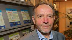 Gunnar Tveiten er nasjonal ekspert i Europakommisjonens generaldirektorat for sysselsetting, sosialpolitikk og inkludering. Foto: Maria Hoel, EU-delegasjonen