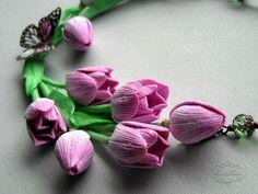 серьги тюльпаны из полимерной глины: 19 тыс изображений найдено в…