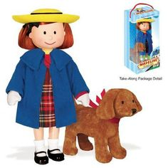 Madeline With Genevieve Poseable Doll